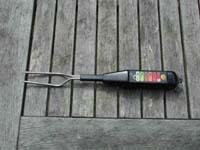 BBQの道具 - 肉用温度計